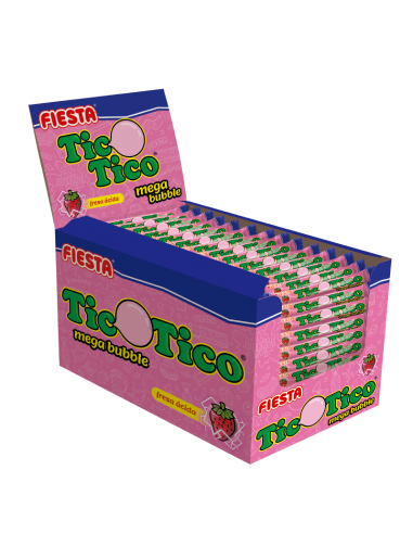 TICOTICO Fresa Ácida